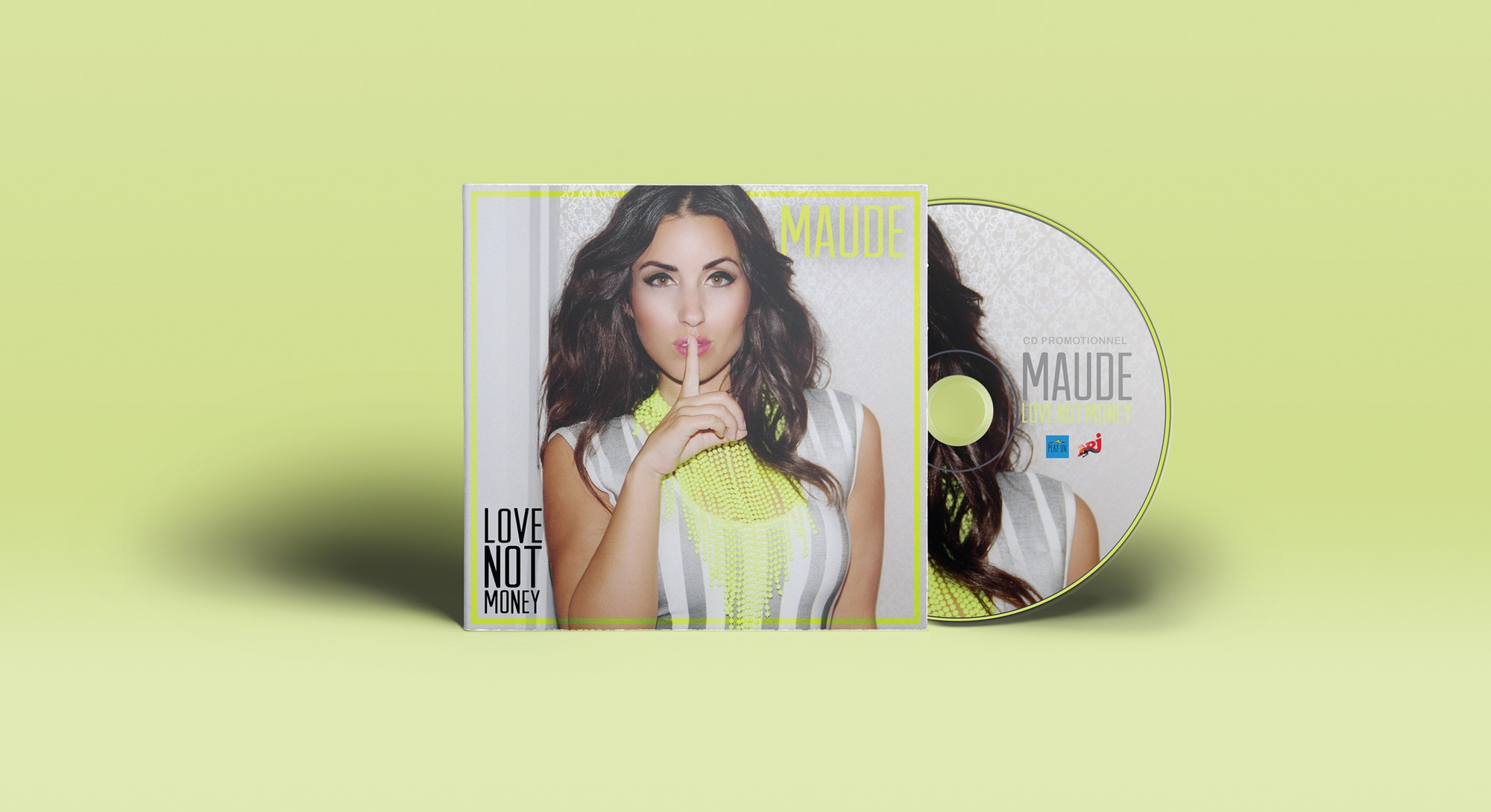 Maude – Pochette single #1