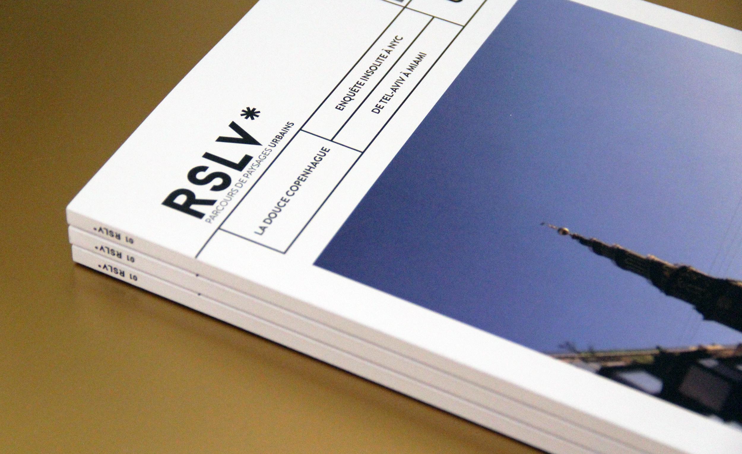 Magazine – RSLV